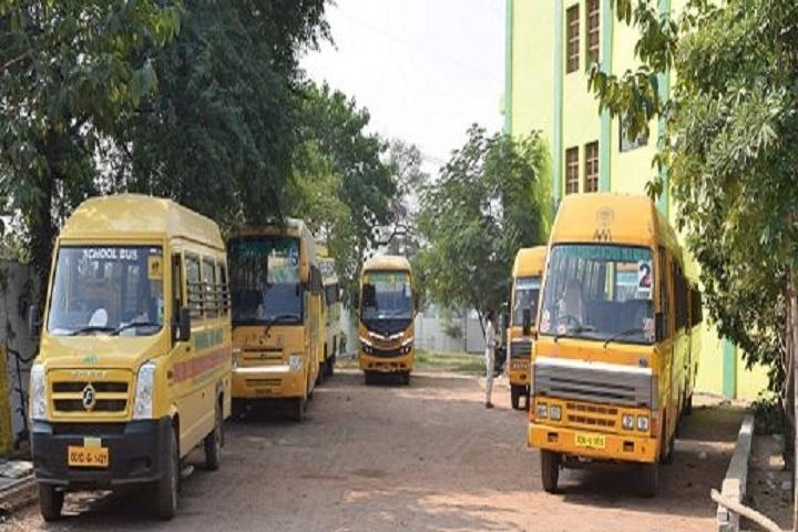 Aadharshila Vidya Mandir-Transport