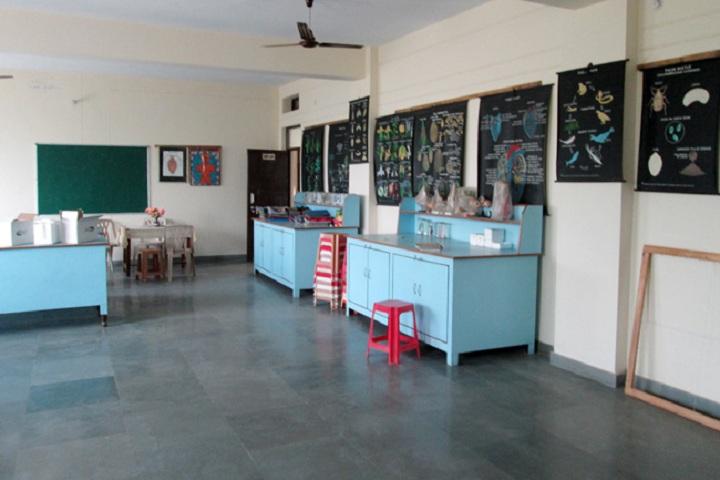 St MaryS Senior Secondary School-Biology Lab