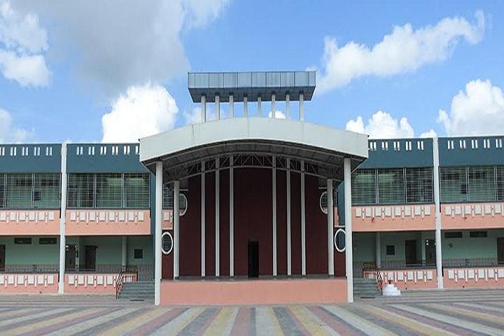 St MaryS Senior Secondary School-Campus