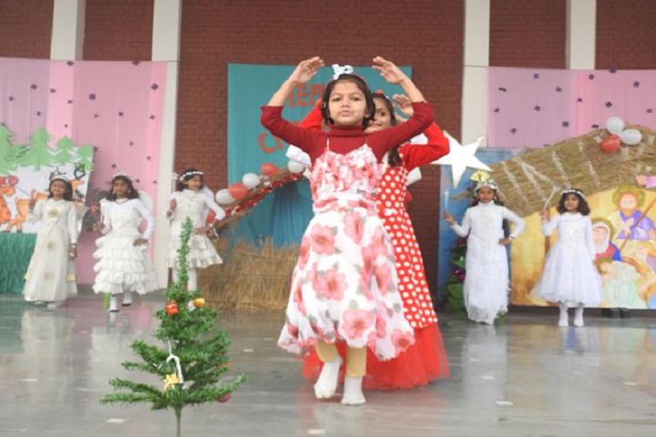 St MaryS Senior Secondary School-Dance