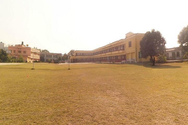 St MaryS Senior Secondary School-Play Ground