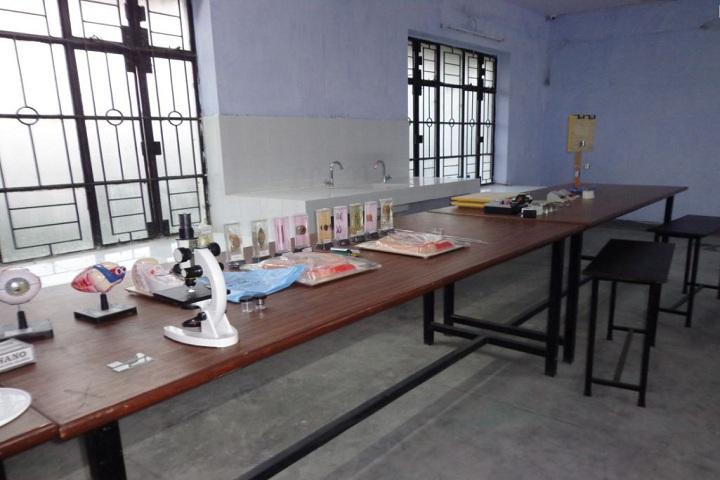 St Peters School-Biology Lab