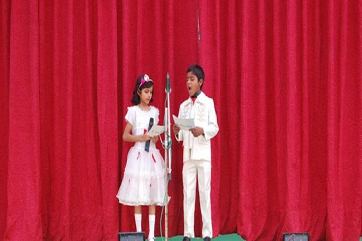 St Peters School-Singing