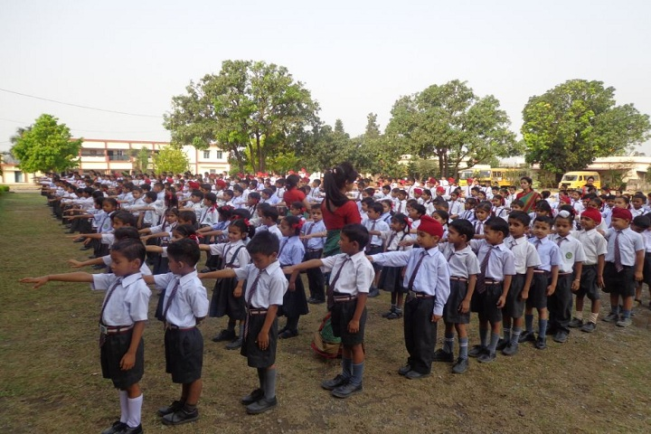 St Peters School-Assembly