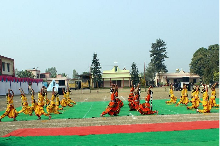 St Peters School-Dance Activity