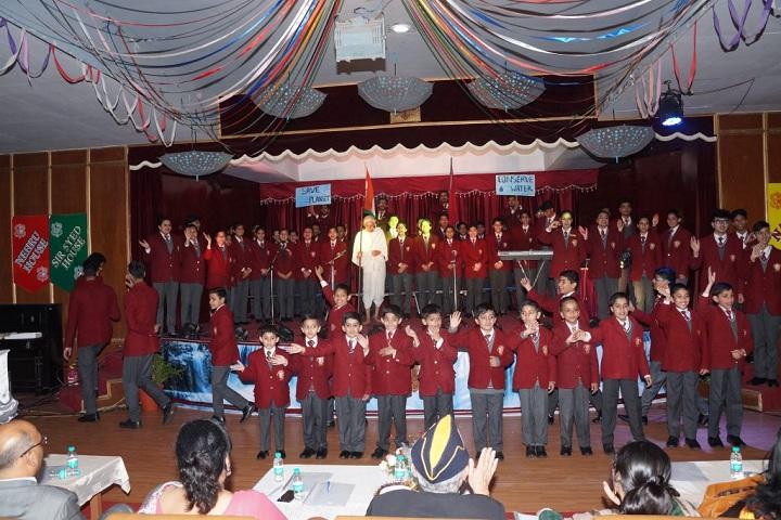 St AmtulS Public School-Events