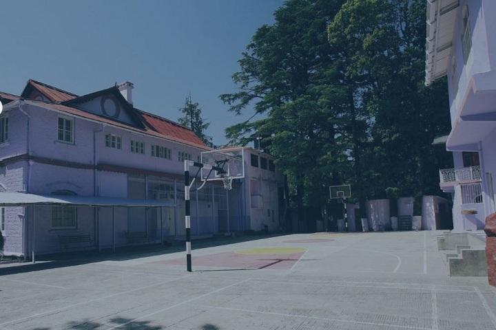 St AmtulS Public School-Volley Ball Court