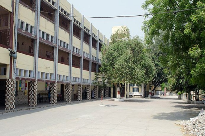 St AnnS Senior Secondary School-Campus-View