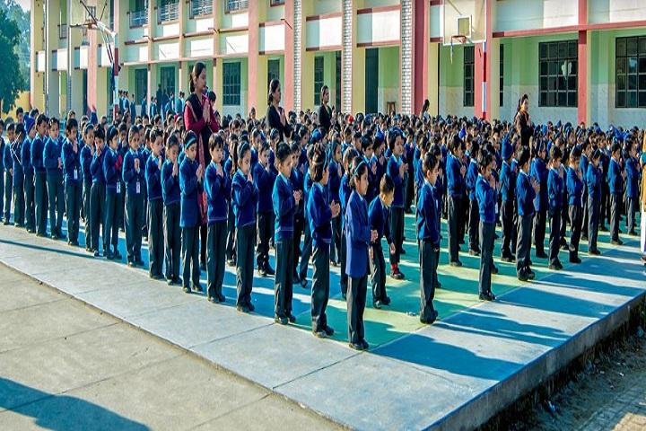 St MaryS Convent Senior Secondary School-Assembly