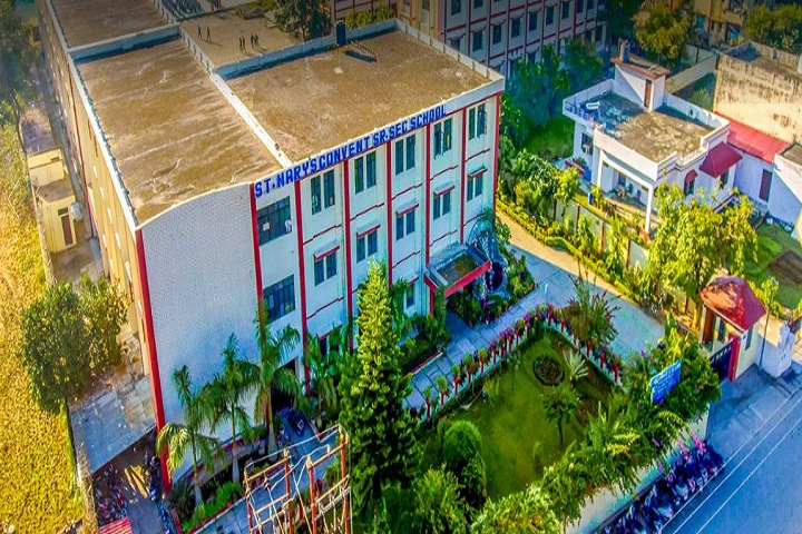 St MaryS Convent Senior Secondary School-Campus View