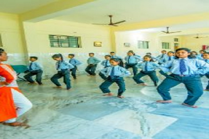 St MaryS Convent Senior Secondary School-Dance Room