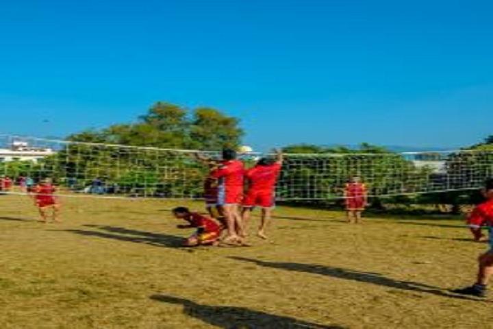 St MaryS Convent Senior Secondary School-Games
