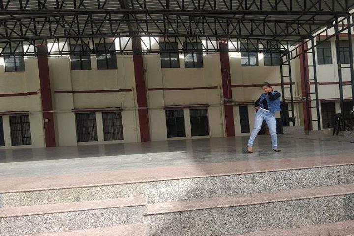 StMarysConventSrSecSchool-Dance Competition