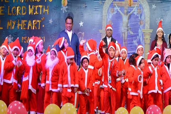 """St. Teresas School-Celebrations"""