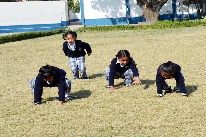 """St. Teresas School-Sports"""