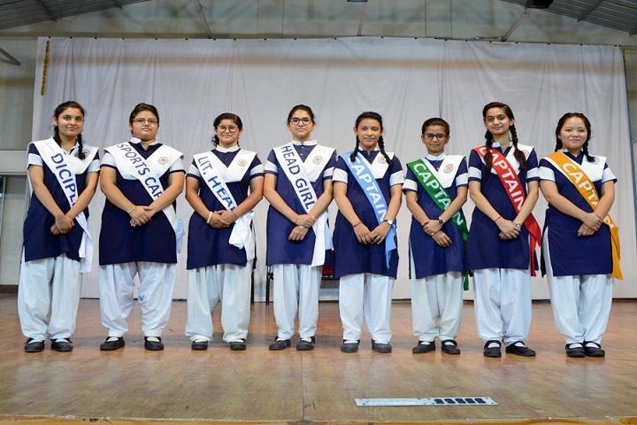 """""""St. Teresas School-Investiture Ceremony"""""""