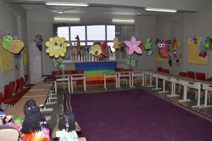 Abhyuday School Kawardha-Activity Room