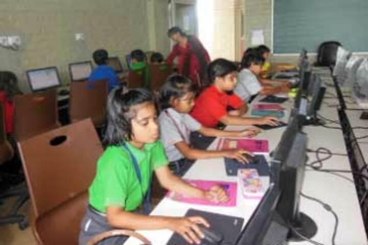 Abhyuday School Kawardha-Computer Lab
