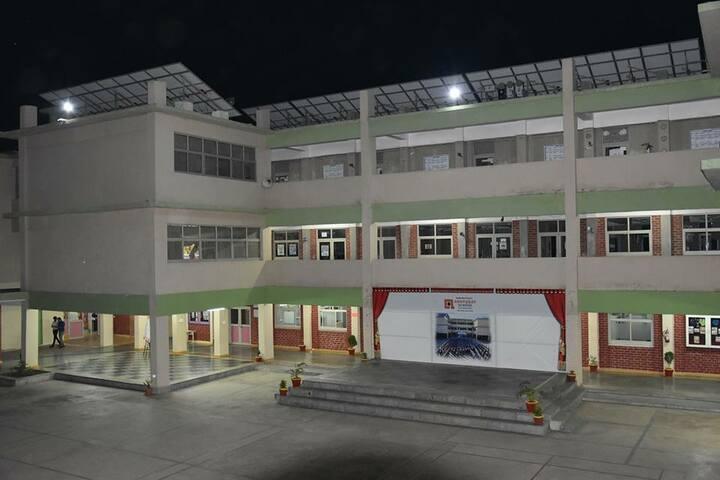 Abhyuday School Kawardha-School Campus