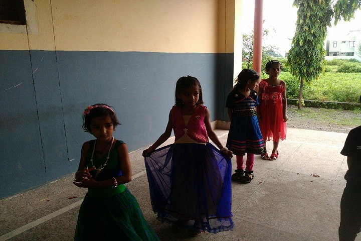 """St. Xaviers Convent School-Dance-Room"""