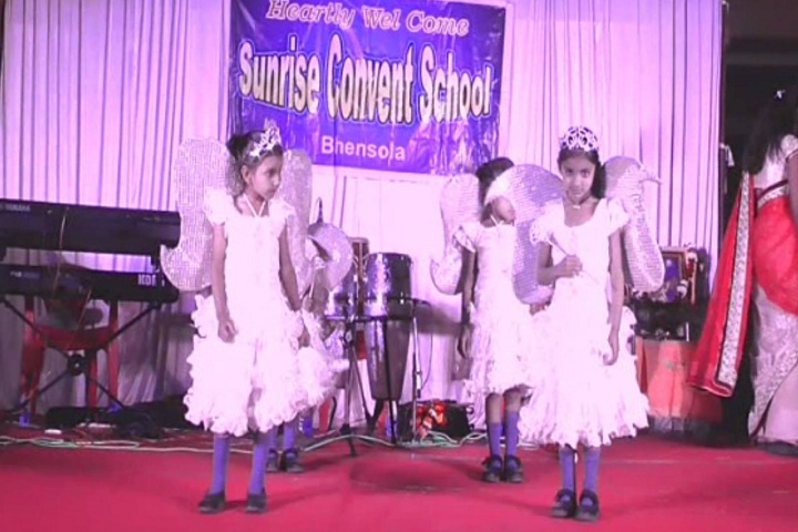 Sunrise Convent Senior Secondary School-Annualday