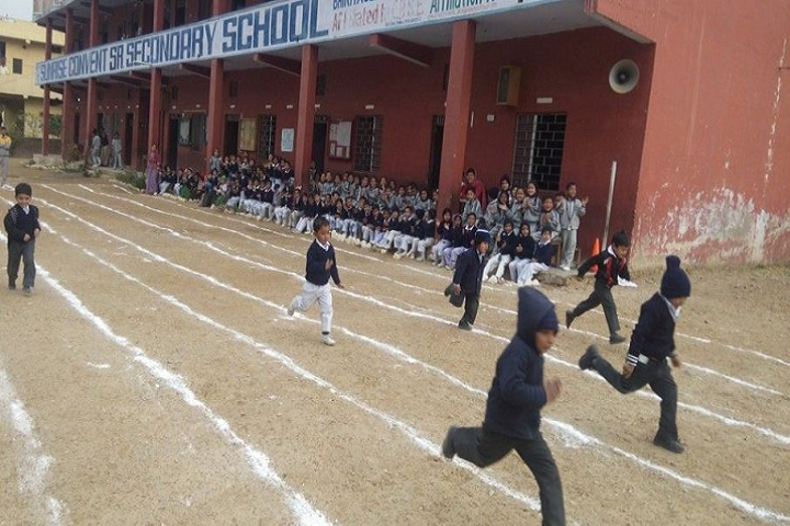 Sunrise Convent Senior Secondary School-Games