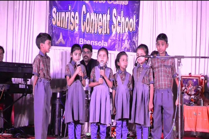 Sunrise Convent Senior Secondary School-Music