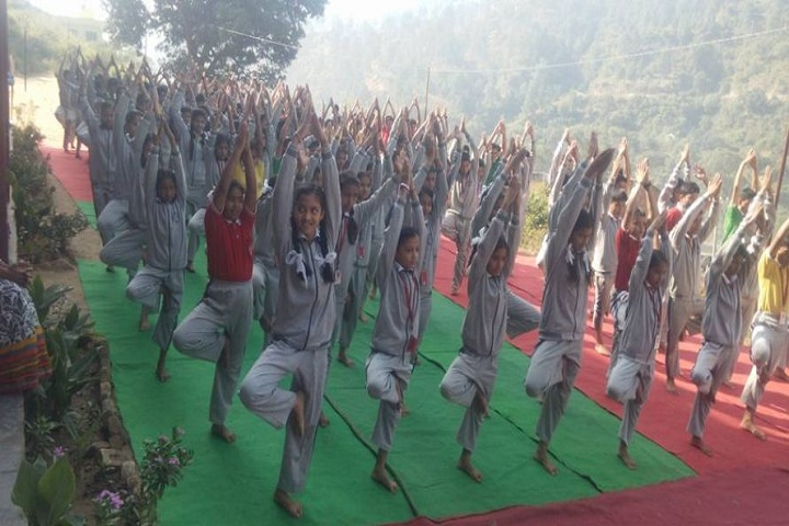 Sunrise Convent Senior Secondary School-Yoga
