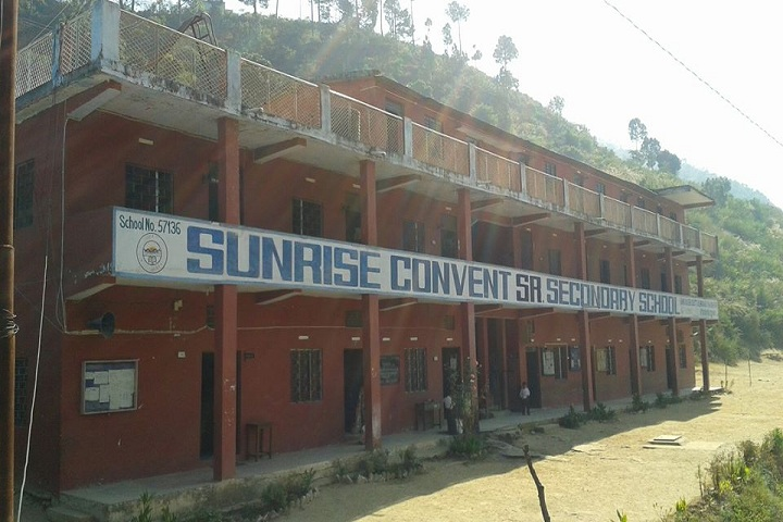 Sunrise Convent Senior Secondary School-School Building