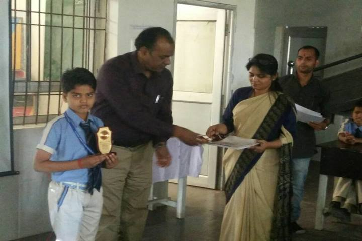 Academic Brights Public School-Prize Distribution