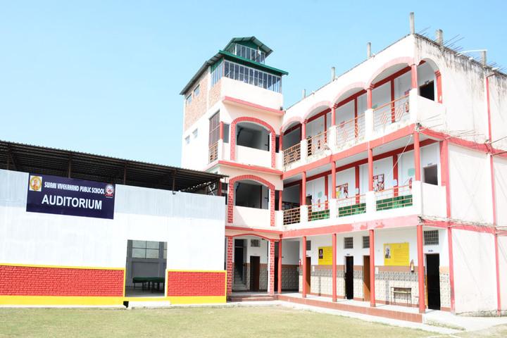 Swami Vivekanand Public School-School Building