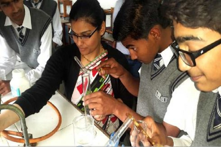 Templeton Academy International-Chemistry-Lab