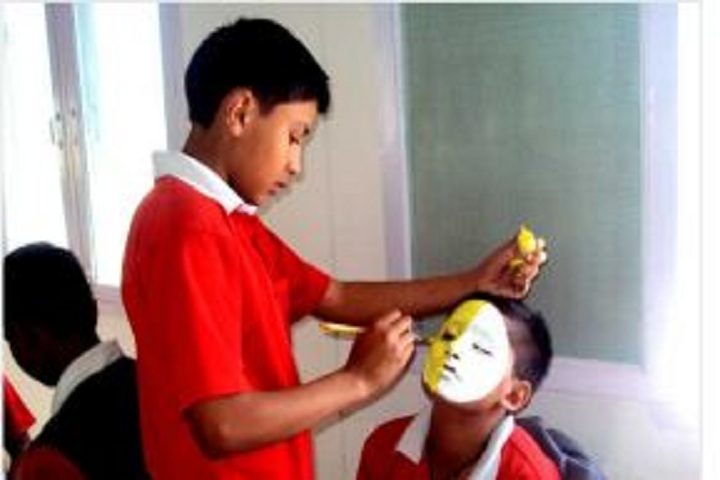 Templeton Academy International-Face Painting Competition