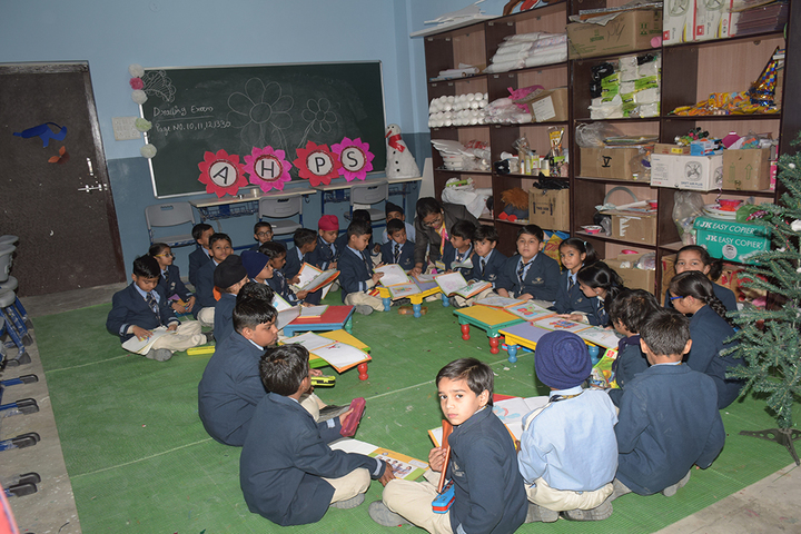 Academic Heights Public School Koriya-Activity Room