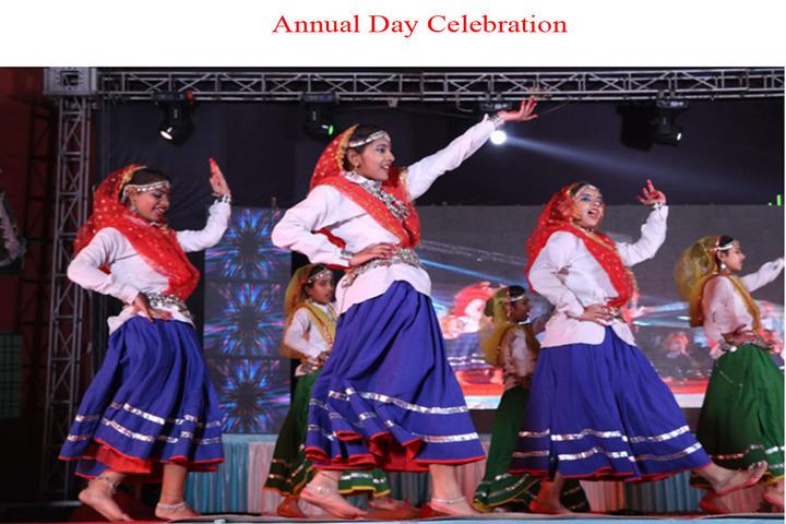 Academic Heights Public School Koriya-Annual Day Celebration