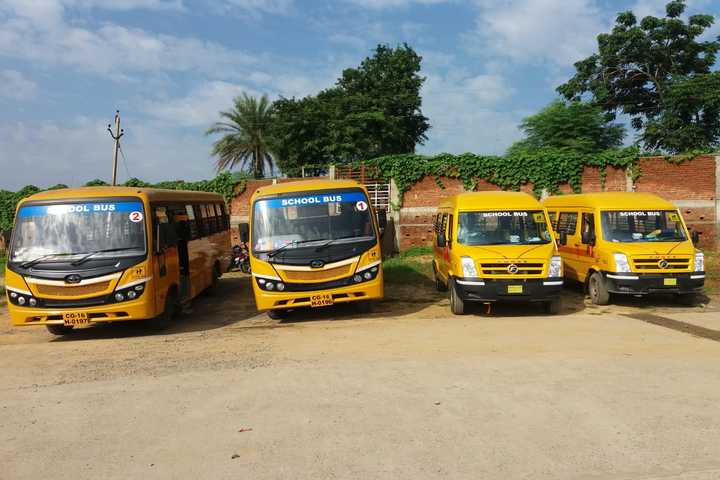 Academic Heights Public School Koriya-Transportation