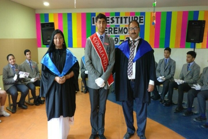 The Espee Global School-Investiture Ceremony