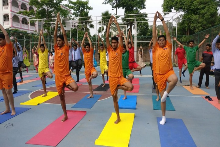 The Espee Global School-Yoga