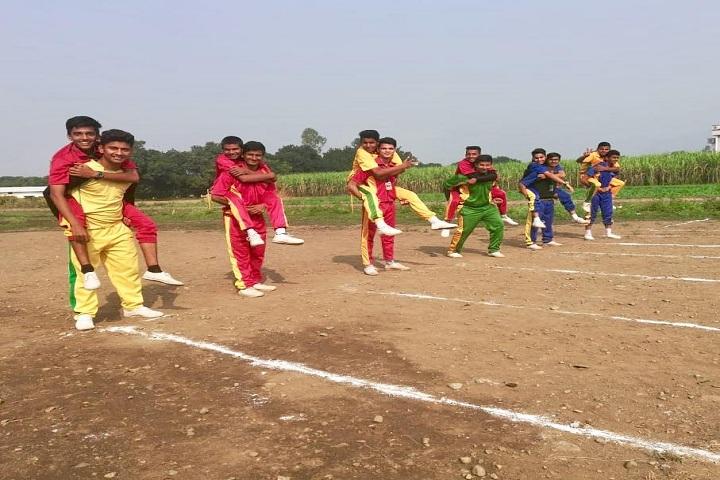 The Heritage School-Games