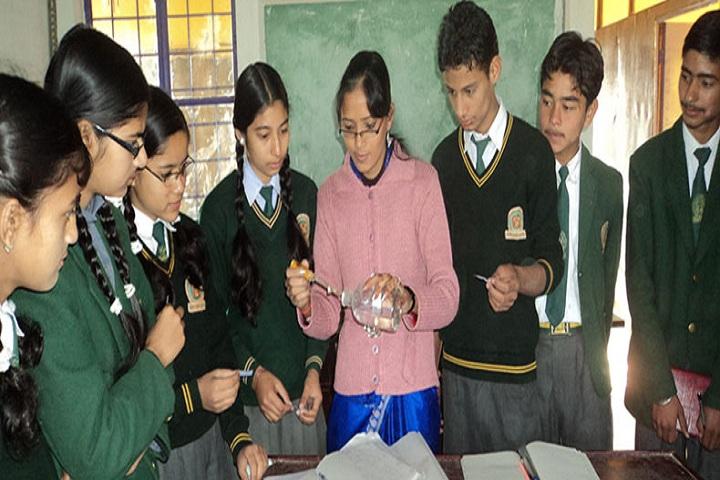 The Heritage School-Laboratory
