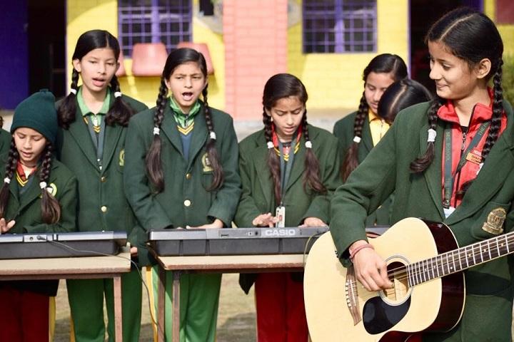 The Heritage School-Music