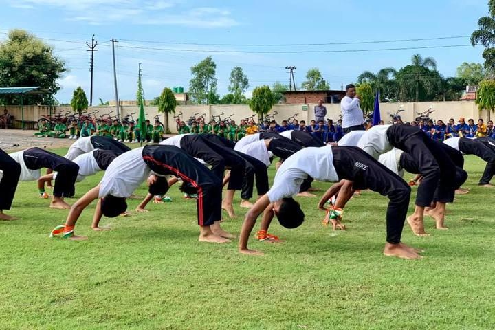 The Heritage School-Yoga