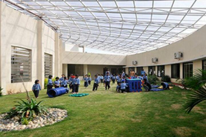 Academic World School-Campus View
