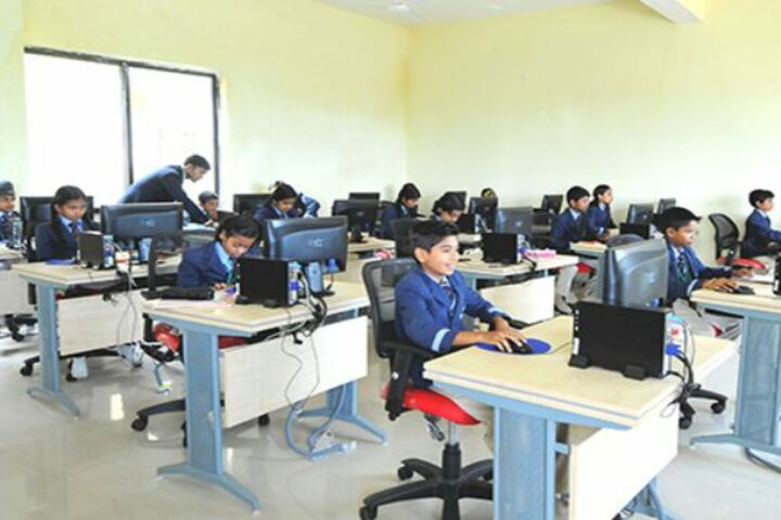 Academic World School-Computer Lab