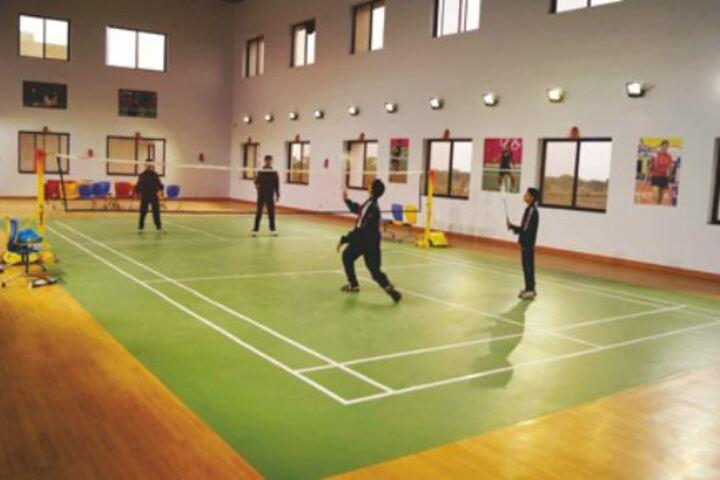 Academic World School-Sports