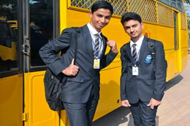 Academic World School-Transport
