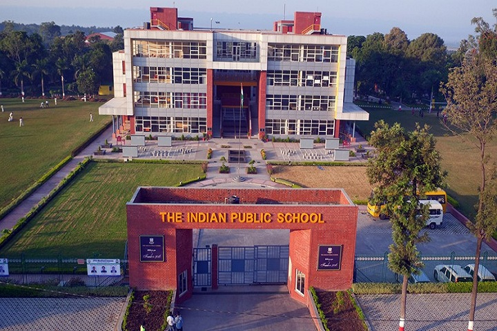 The Indian Public School-Campus