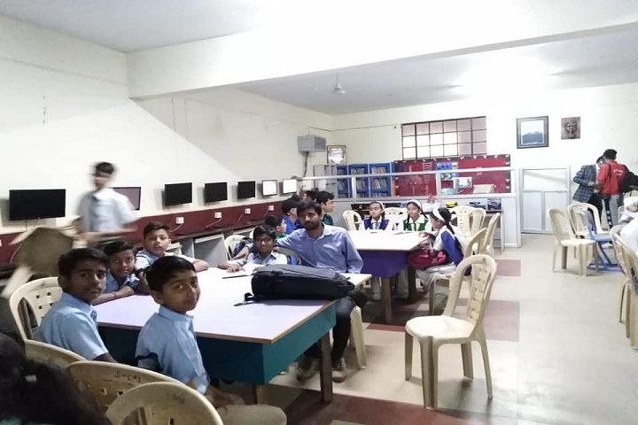 The Indian Public School-Computer Lab