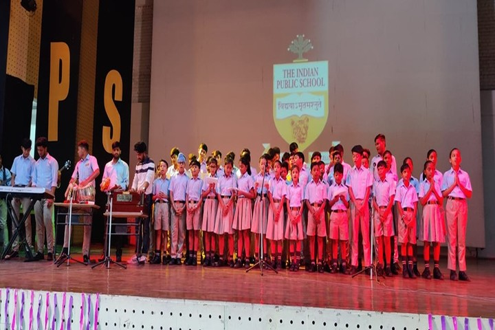 The Indian Public School-Music Activity