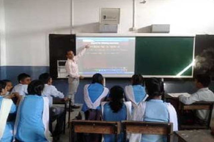 The Indian Public School-Classroom